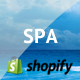 Spa Treats | Healthcare Shopify Theme - ThemeForest Item for Sale