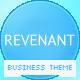 Revenant - Responsive Business Wordpress Theme - ThemeForest Item for Sale