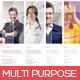 Multi Purpose Flyer Vol.2 - GraphicRiver Item for Sale