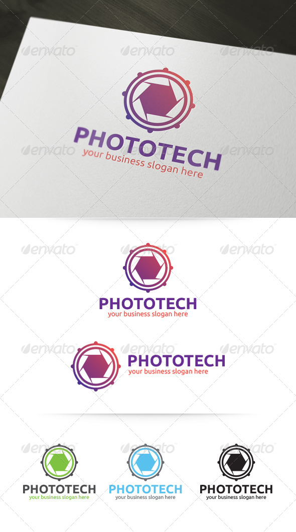 Photo Tech Logo