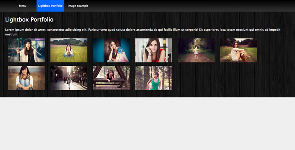 jQuery Hidden Panel Download