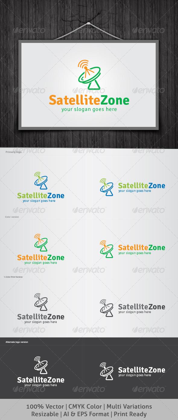 Satellite Zone Logo