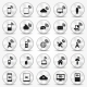 Smartphone Wi-fi Icon Hotspot Buttons - GraphicRiver Item for Sale