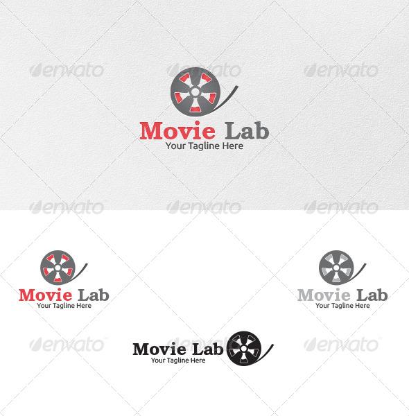 Movie Lab - Logo Template