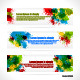 Color web Banners - GraphicRiver Item for Sale