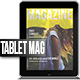 Tablet 40 Pages Multipurpose Magazine - GraphicRiver Item for Sale