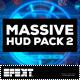 Massive HUD Pack 2 - VideoHive Item for Sale