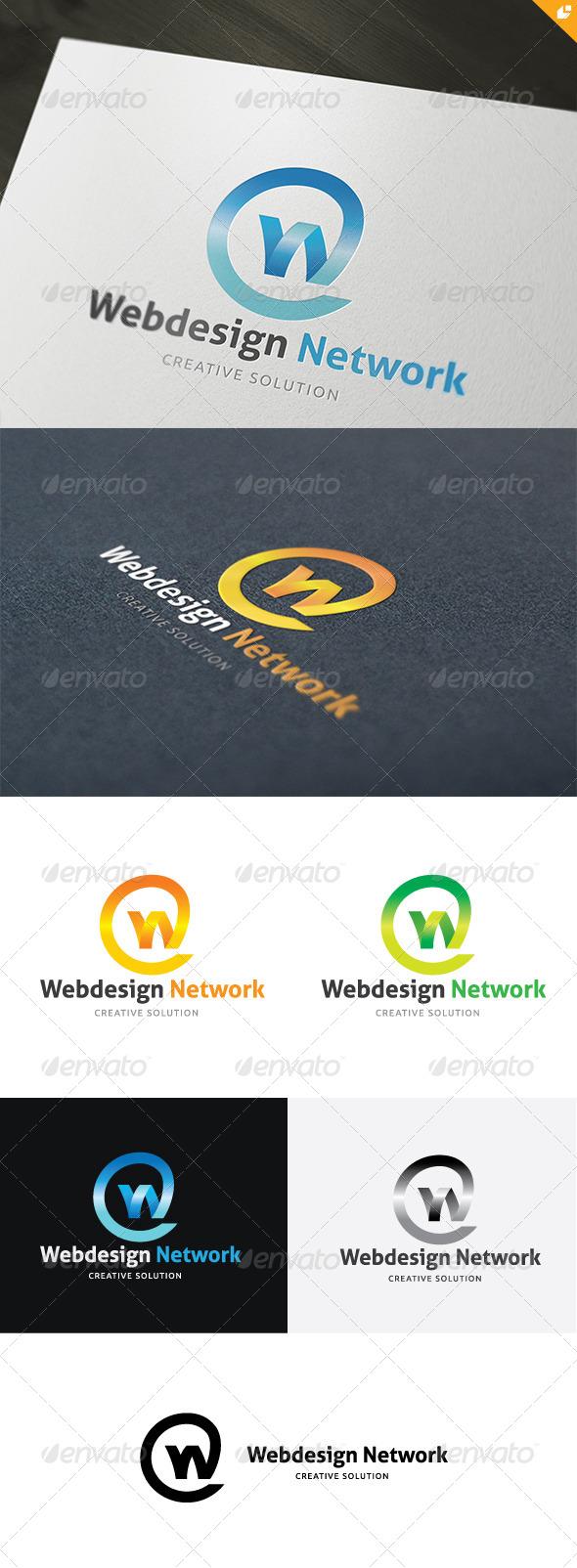 Web Design Network Logo
