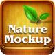 Natural Mock up  - GraphicRiver Item for Sale