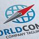 World Compass Logo - GraphicRiver Item for Sale