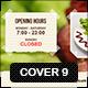Restaurant Timeline Cover - GraphicRiver Item for Sale