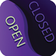 Open/Closed sign - CodeCanyon Item for Sale