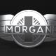 Morgan Logo - 3DOcean Item for Sale