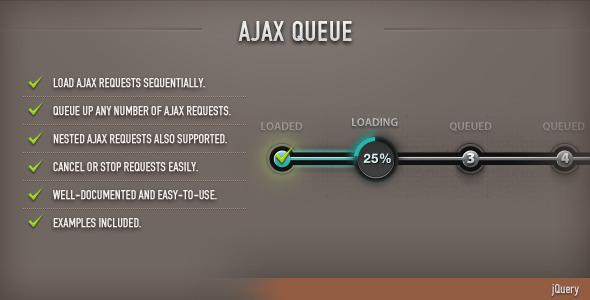AJAX Queue (jQuery)