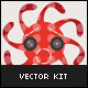 Button-Eyed Pillow Monsters Creation Kit - GraphicRiver Item for Sale