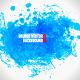 Color Paint Splashes Grunge Background - GraphicRiver Item for Sale