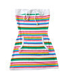 Sailor stripes strapless summer toweling mini dress - PhotoDune Item for Sale