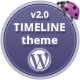 Timeline eCommerce Wordpress Theme - ThemeForest Item for Sale