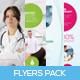 Premium Medical Flyers - GraphicRiver Item for Sale