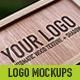 6 Logo Mockups - GraphicRiver Item for Sale
