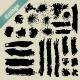 Grunge Elements Brush - GraphicRiver Item for Sale