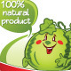 Natural Food Banners - GraphicRiver Item for Sale