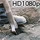 Farmer is Working with a Shovel - VideoHive Item for Sale