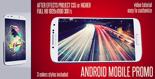 Android Video Effects & Stock Videos from VideoHive