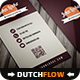 Pro Business Card 21 - GraphicRiver Item for Sale