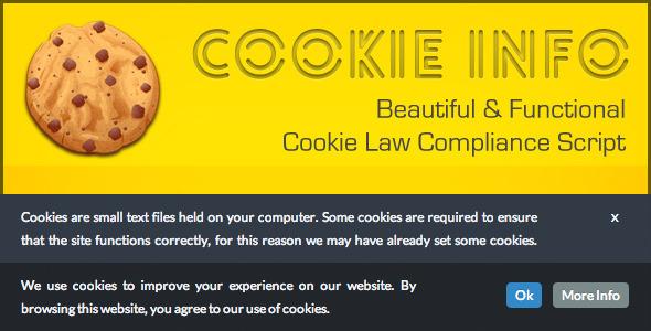 CookieInfo.js - EU Cookie Law Compliance Script Free Download #1 free download CookieInfo.js - EU Cookie Law Compliance Script Free Download #1 nulled CookieInfo.js - EU Cookie Law Compliance Script Free Download #1