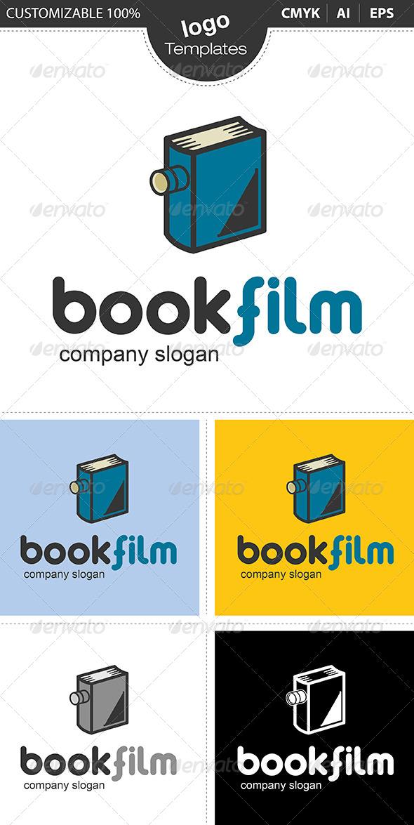 Bookfilm Logo