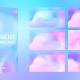 Liquid Gradient Backgrounds - VideoHive Item for Sale