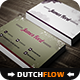 Pro Business Card 17 - GraphicRiver Item for Sale