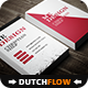 Pro Business Card 19 - GraphicRiver Item for Sale