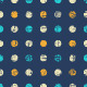 Seamless Polka Dot Pattern - GraphicRiver Item for Sale