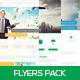 Premium Corporate Flyers Vol.2 - GraphicRiver Item for Sale