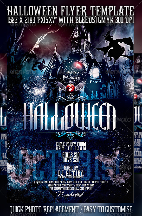 Creepy Graphics, Designs & Templates from GraphicRiver