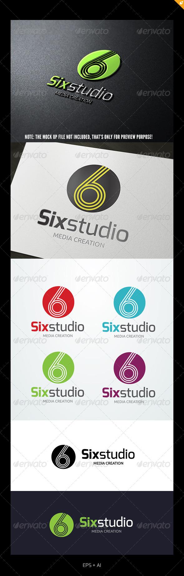 Six Studio Logo