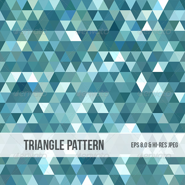 Pattern Background Vectors from GraphicRiver