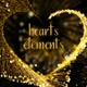 Gold Heart Elements - VideoHive Item for Sale