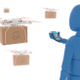 Autonomous Drone Delivery Package - VideoHive Item for Sale