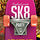 SK8 Flyer Template - GraphicRiver Item for Sale
