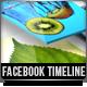 Smart 3D Facebook Timeline Cover vol.1 - GraphicRiver Item for Sale