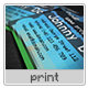 Creative Business Card - 04 - GraphicRiver Item for Sale