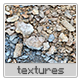 5 Broken Stones Textures - GraphicRiver Item for Sale