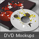 CD/DVD Disc & Cover Mockups - GraphicRiver Item for Sale