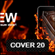 Fire Timeline Cover - GraphicRiver Item for Sale