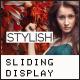 TRENDY | Multi-Purpose Sliding Display - VideoHive Item for Sale
