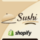 Sushi - Shopify Restaurant, Food Store Theme - ThemeForest Item for Sale