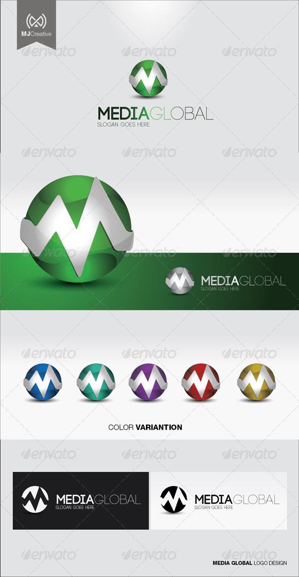 M Tech 3D Logo
